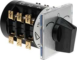 C6-205 Forward-Off-Reverse Switch