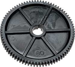 SC2-168 Gearwheel 80T