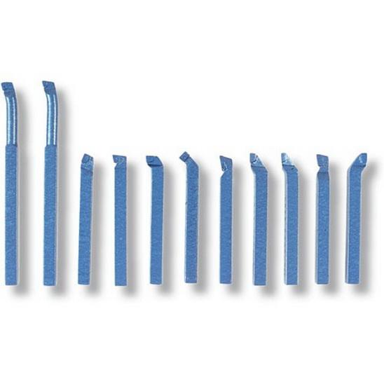3441008 Lathe tool kit 8 mm,11 pcs.