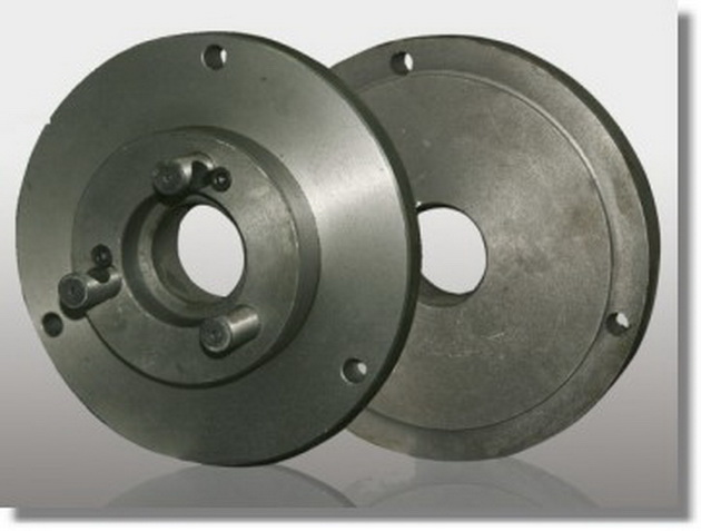 3440512 Flange for four jaw chuck ¢125 mm