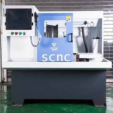 เครื่องกลึงล้อแม็กซ์ CNC GBT-L