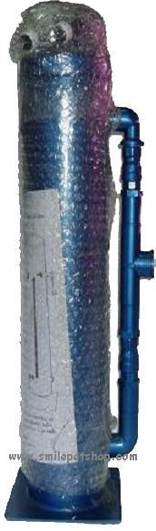 เครื่องกรองน้ำ วาล์วโลหะ TOP 80 cm.
