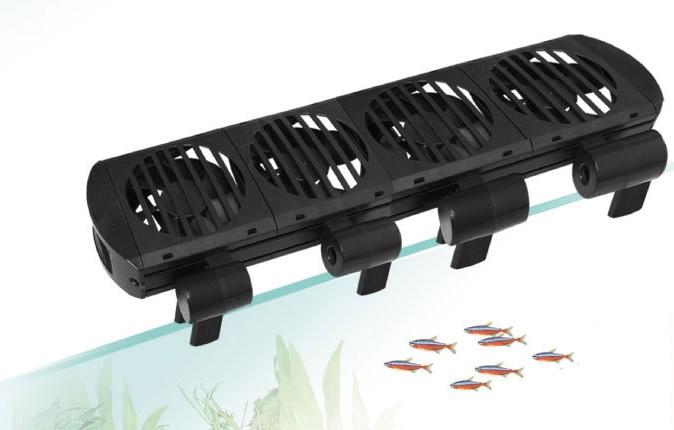 Aqua World Cooling 4 Fan
