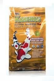 Kanshou BetaGlucan สาหร่าย 6  ๐/๐  2 ปอนด์ เม็ด 2 mm.