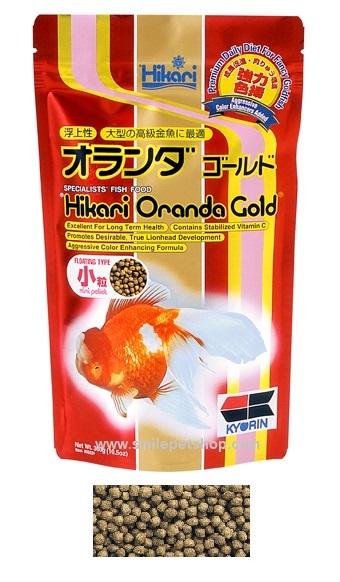 Hikari Oranda Gold 300 g.