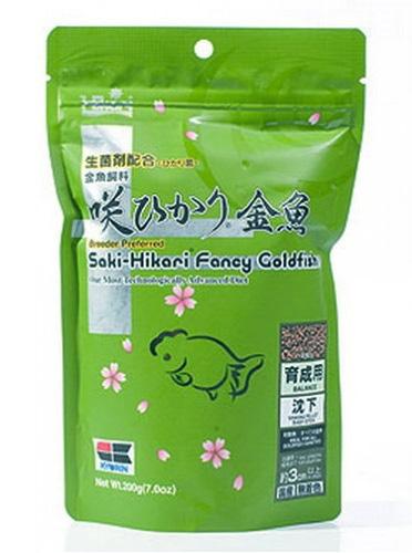 Hikari Saki Balance Sinking Pellet 200 g.