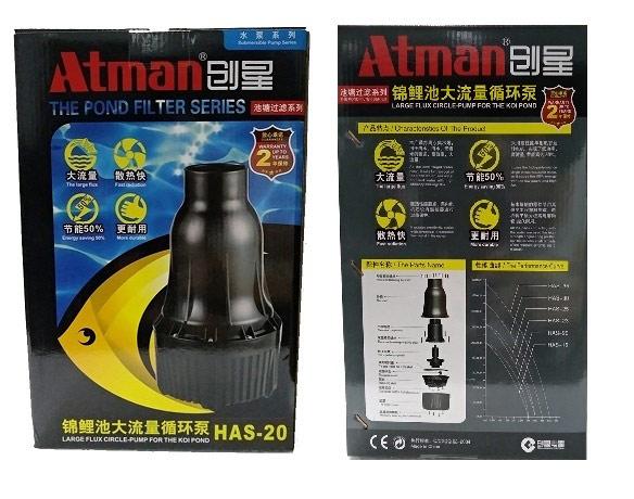Atman HAS-20 2
