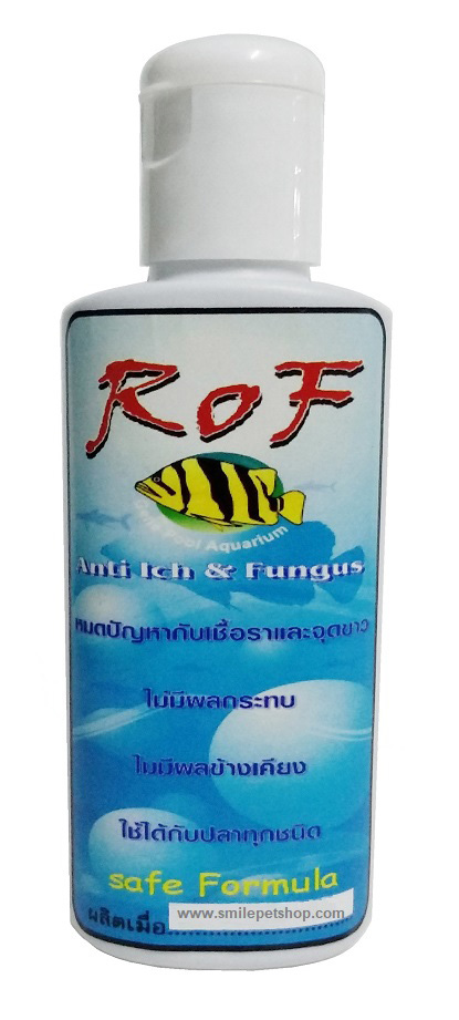 RoF Anti Ich and Fungus 150 ml.