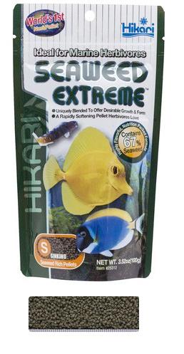 Hikari Seaweed Extreme 100 g. S
