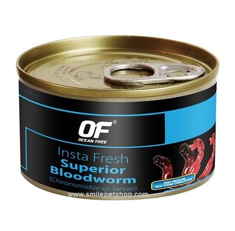 OF Insta Fresh Blood Worm 100 g.