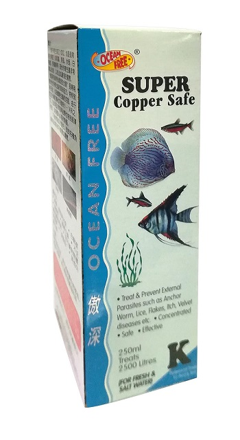 Ocean Free Supe Copper Safe 120 ml.
