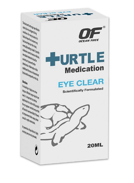 OF Turtle Eye Care 20 ml.