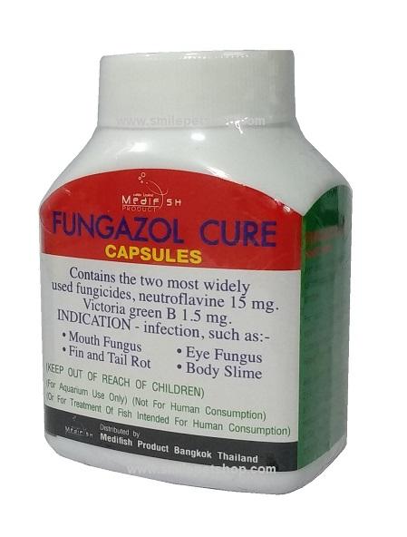 Fungasal Cure ขวด 30 เม็ด