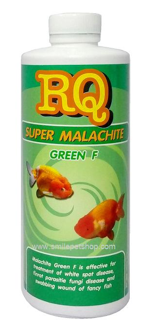 RQ Super Malachite Green F 500 ml.