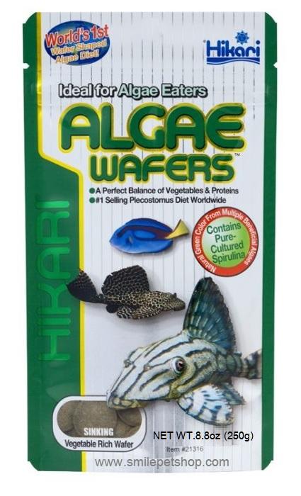 Hikari Algae Wafer 250 g.