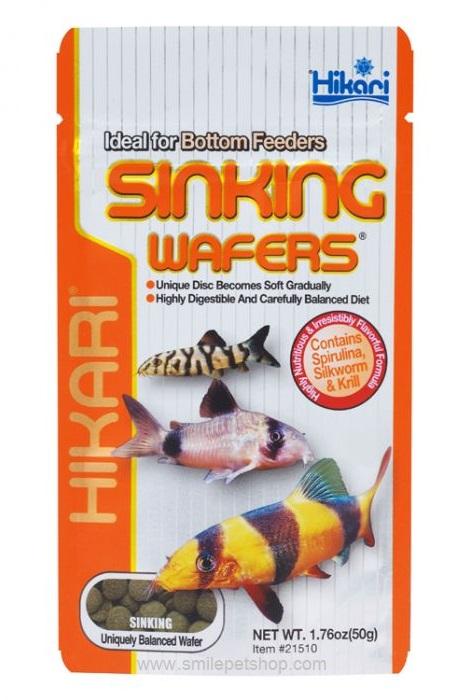 Hikari Sinking Wafers 50 g.