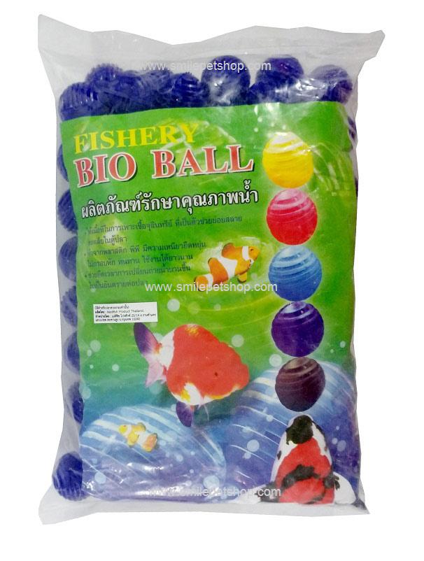 Fishery Bioball