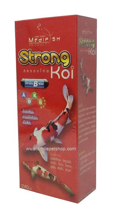 Strong Koi 240 ml.