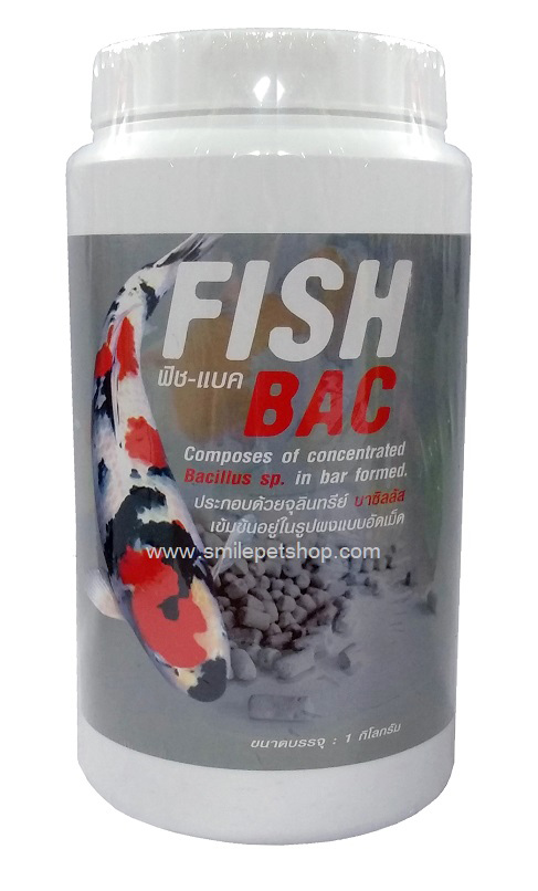 Fish Bac 1 kg.
