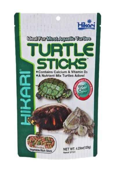 Hikari Turtle Sticks 120 g.