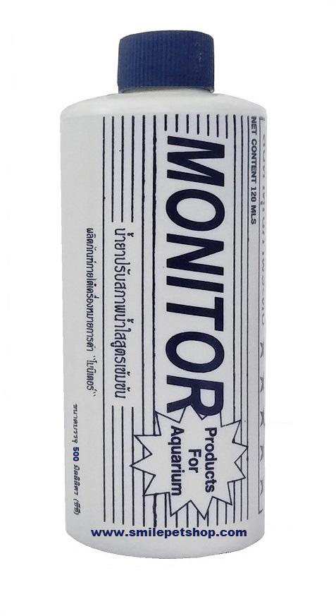 MONITOR 500 ml. (ปรับสภาพน้ำใส)