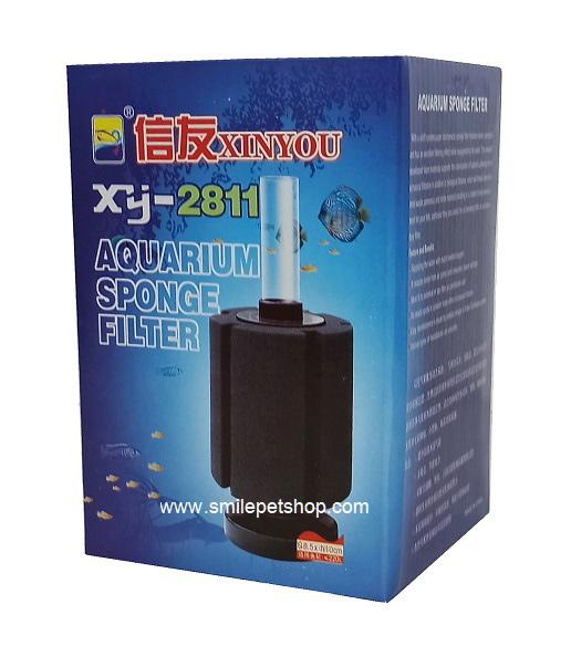 กรองฟองน้ำ XinYou XY-2811