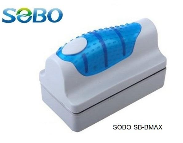 แปรงแม่เหล็กลอยน้ำ SOBO SB-BMAX