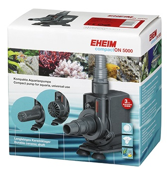ปั๊มน้ำ Eheim Compact ON 5000