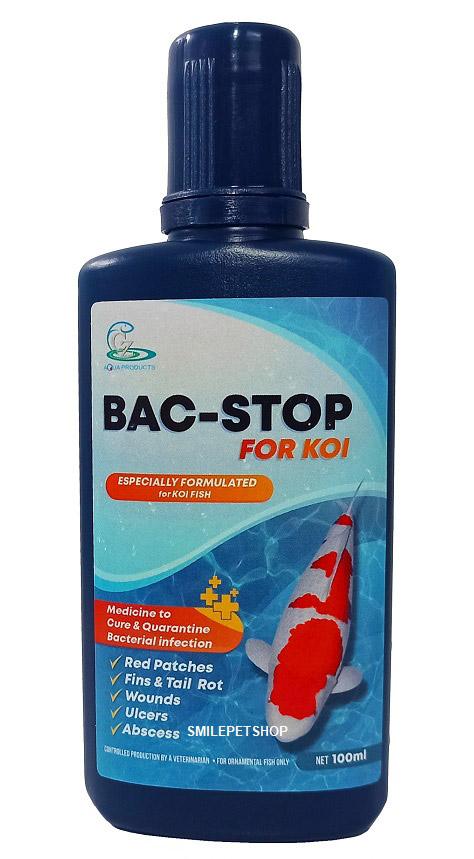 Bac Stop for Koi 100 ml.