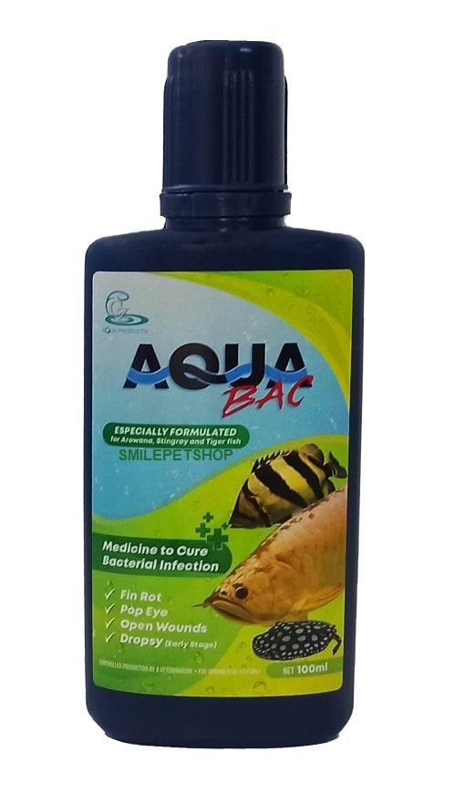 Aqua Bac 100 ml.
