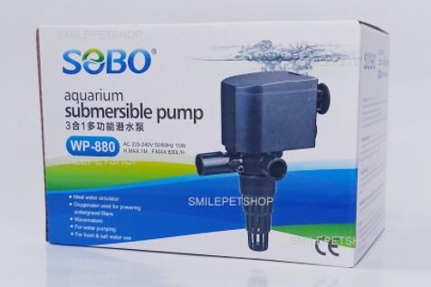 ปั๊มน้ำ SOBO WP-880