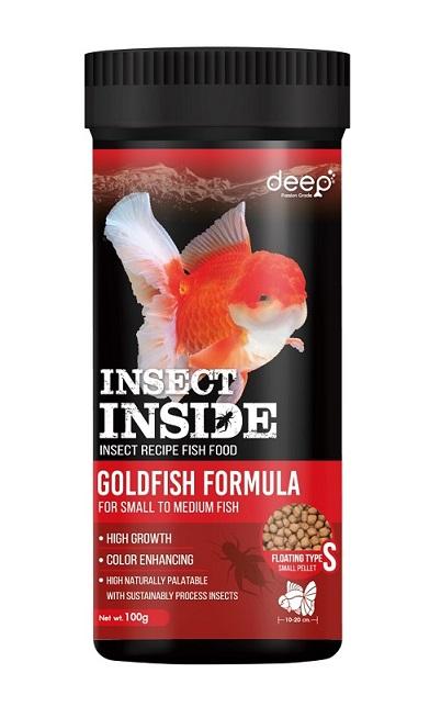 DEEP INSECT INSIDE  100 g. เม็ดลอย Small