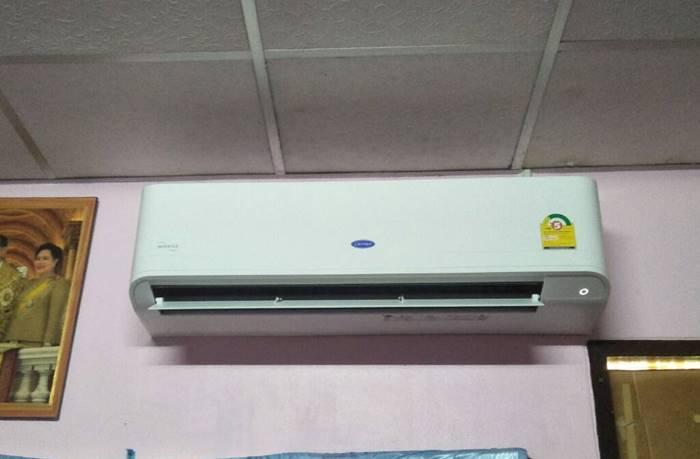 (เงินสด 23,500 ฿) แคเรียร์ 42TEVGB024-703/38TEVGB024-703 น้ำยา R32 ขนาด 20,400 btu (GEMINI Inverter)