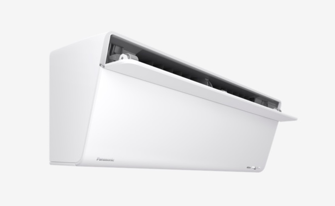 (เงินสด = 35,500 ฿) พานาโซนิค ELITE nanoe Inverter R32 รุ่น CS-VU18UKT/CU-VU18UKT ขนาด 17,590 btu