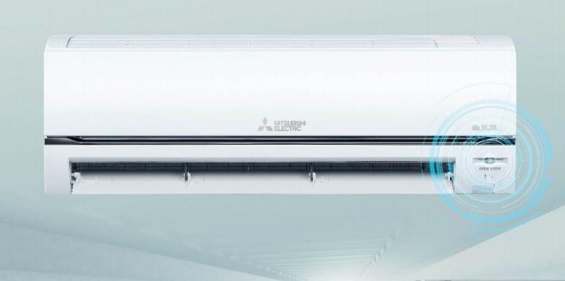 (เงินสด = 20,500 ฿) มิตซูบิชิ MSY-XT09VF/MUY-XT09VF ขนาด 9,554 btu Eco Eye Inverter R32
