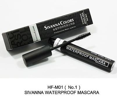 Sivanna Mascara มาสคาร่า ราคาส่งถูกๆ  สีดำ!!  หนัก53  รหัส MM44