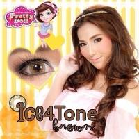 Bigeye Pretty Doll Ice4tone Brown (0.00) ราคาถูกๆ W.40 รหัส PT132
