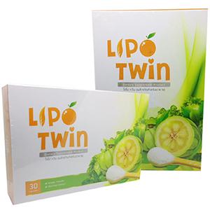 Lipo Twin ผลิตภัณฑ์ลดน้ำหนัก กระชับสัดส่วน ราคาส่งถูกๆ มี30แคปซูล หนัก 65 รหัส I21