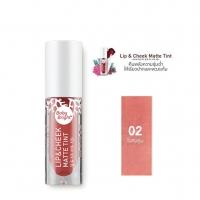 Baby Bright Lip  Cheek Matte Tint 2.4g 02 Rose Bloom ราคาส่งถูกๆ W.40 รหัส KM662