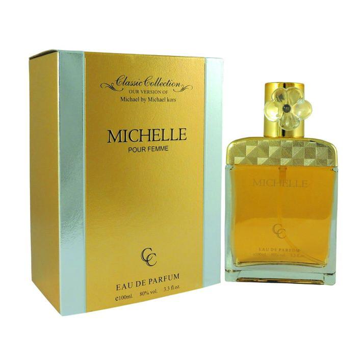 น้ำหอม Michelle Pour Femme Classic Collection 100ml. หอมยาวนาน ราคาส่งถูกๆ W.325 รหัส.A54