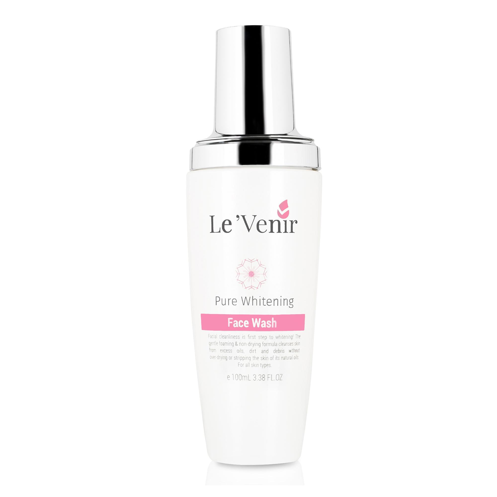 Le Venir Pure Whitening Face Wash 15 ml. ราคาส่งถูกๆ W.290 รหัส TM910