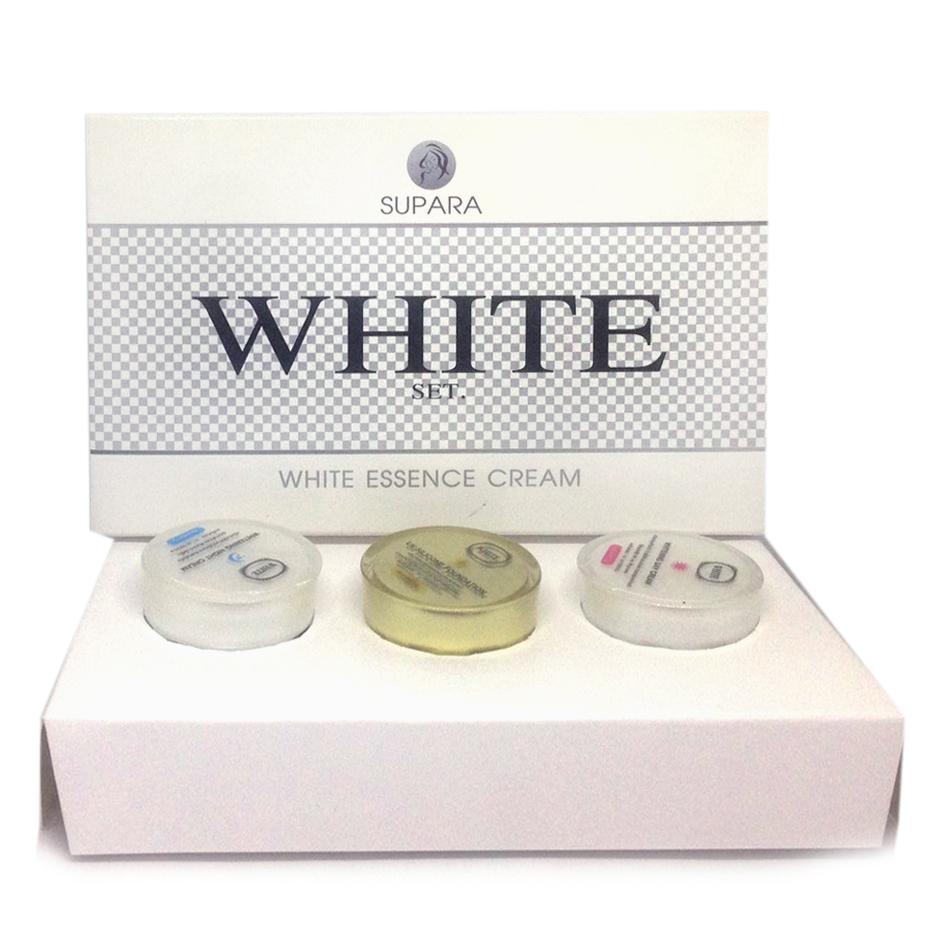 White Essence Cream By Supara ไวท์เอสเซนส์ครีม ราคาส่งถูกๆ W.115 รหัส TM188