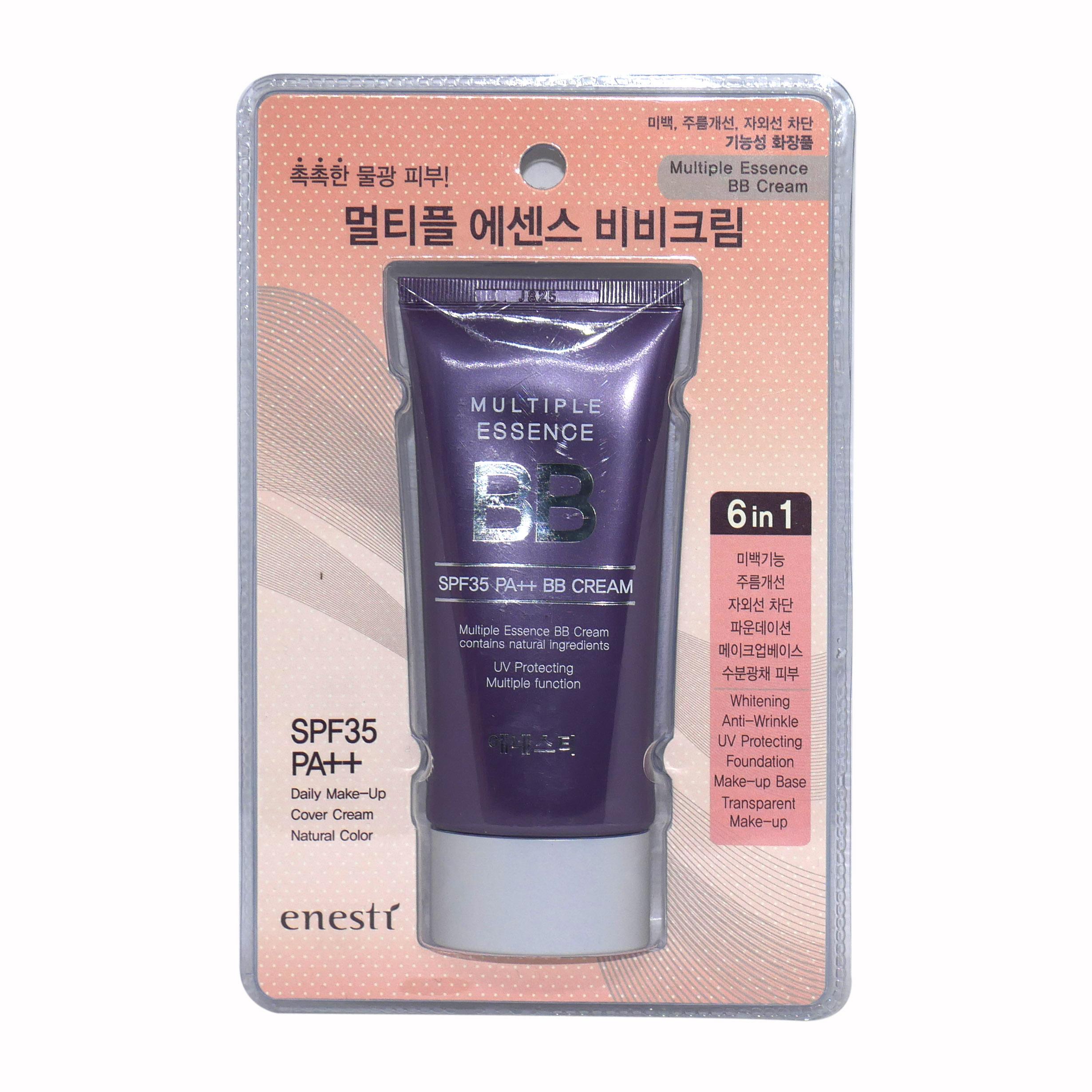 Enesti Multiple Essence BB Spf 35 PA+++ BB cream งานแท้เกาหลี ราคาส่งถูกๆ W.105 รหัส F2