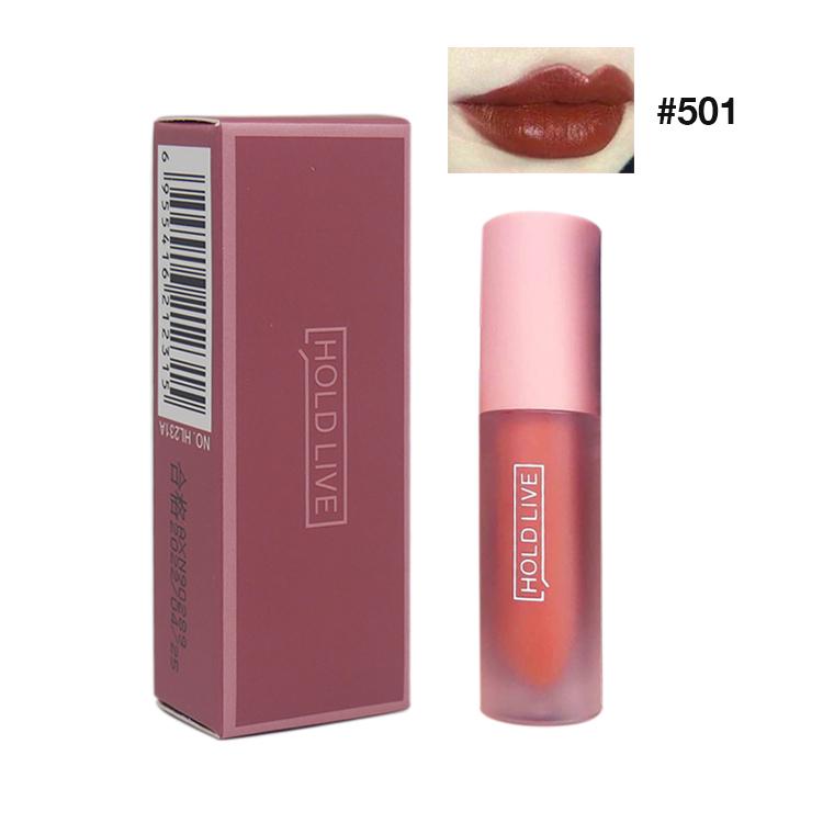 Hold Live Light Matte Lip Glaze No.501 ราคาส่งถูกๆ W.40 รหัส L129-1