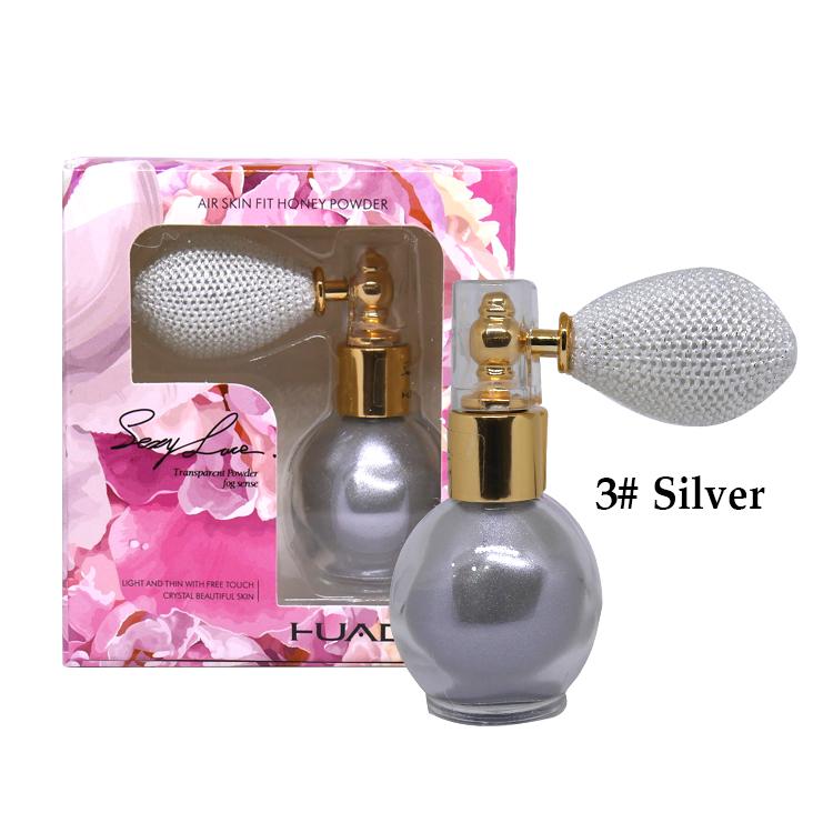 Hudai Air Skin Honey Fit Powder (03 Silver) ราคาส่งถูกๆ w.85 รหัส BO515-3