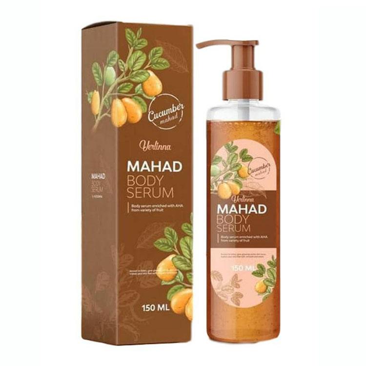 Mahad Body Serum ขนาด 150 ml.เซรั่มมะหาด ผิวฉ่ำ ราคาถูก W.215 รหัส. BD610