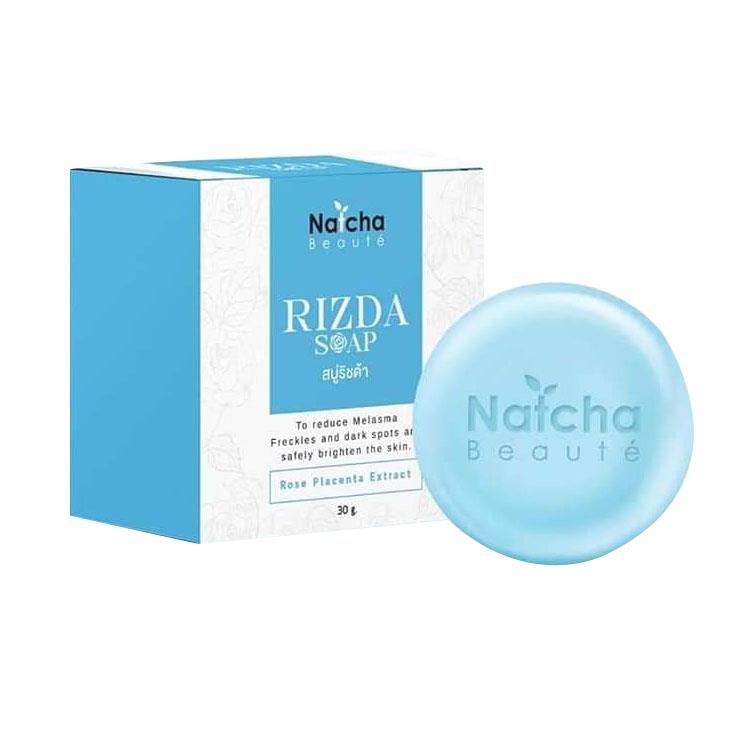 สบู่นัชชา Natcha Rizda Soap 50 g. ราคาส่งถูกๆ W.115 รหัส SP183