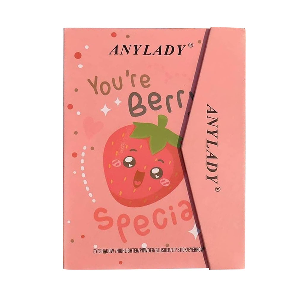Anylady Berry Special fruit palette น้อง Berry Special ราคาส่งถูกๆ W.215 รหัส ES618-1