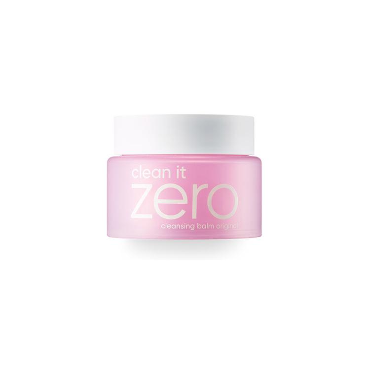 Banila Co Clean it Zero Cleansing Balm Original ขนาดทดลอง ของแท้จากช็อปเกาหลี W.50 รหัส FC116