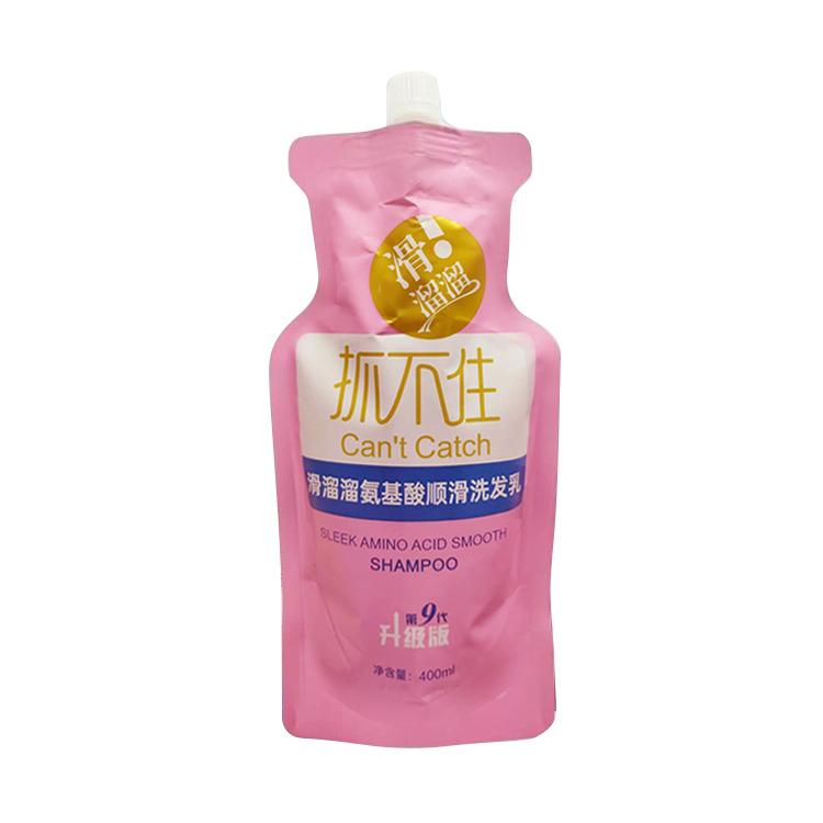 Can\'t Catch Sleek Amino Acid Smooth Shampoo 400 g. เกาหลี W. 415 รหัส H204